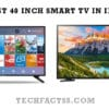 10 Best 40 inch Smart TV in India 2021 – Top Picks & Reviews