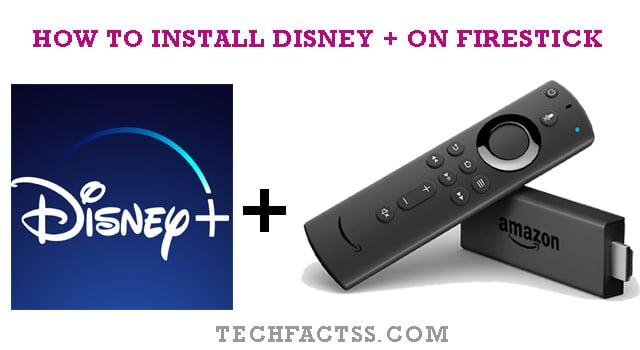 Disney Plus Firestick