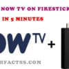 How to Install Now TV on Firestick in 5 Minutes【Updated 2021】