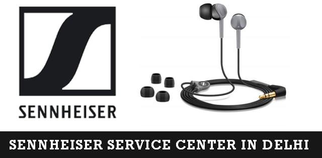 Sennheiser Service Center