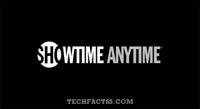activate showtime anytime