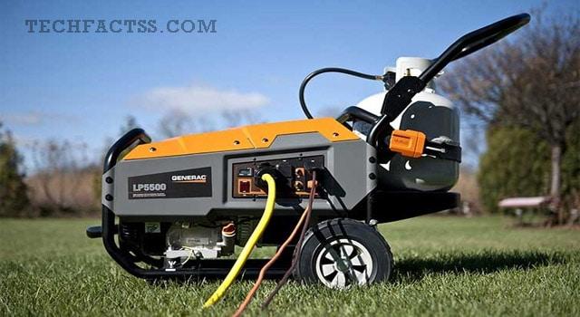 best propane generator