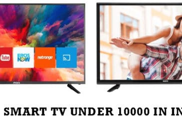 10 Best Smart TV Under 10000 in India 2020 (32 inch Smart LED TV)
