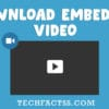 How to Download Embedded Video From Any Website 2021
