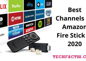Firestick Channels List [2020] What Channels are Free with the Firestick