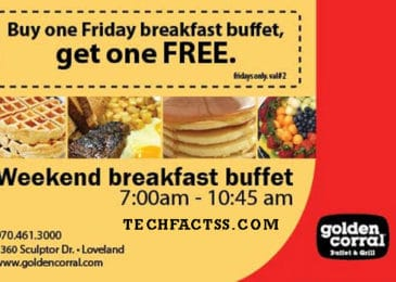 Golden Corral Breakfast Hours | Does Golden Corral Serve Breakfast