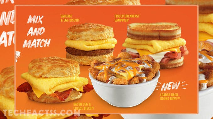 hardees breakfast hours