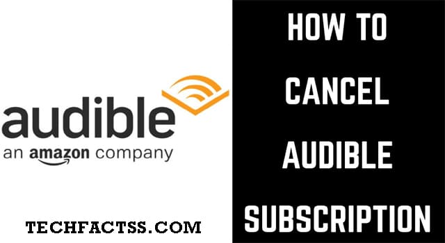 how to unsubscribe from audible
