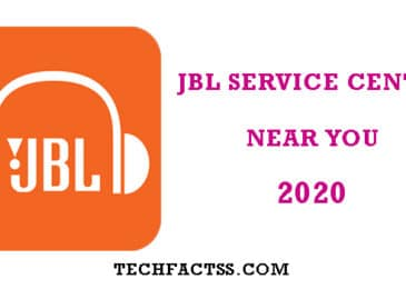【 List of JBL Service Center in Delhi 】- Near You 2020