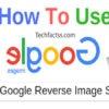 Comment faire une recherche d'image inversée sur Google ?
