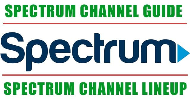 Spectrum Channel Lineup