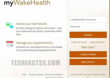 www.mywakehealth.org – How to Access MyWakeHealth Login Portal