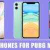 Best Phones for PUBG Mobile in 2021 – Win Chicken Dinners As Smooth