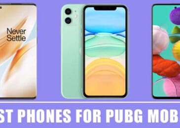 Best Phones for PUBG Mobile in 2020 – Win Chicken Dinners As Smooth