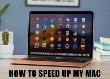 How to Speed up My Mac? — Tips to improve Performance in Mac