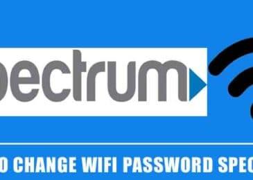 How to Change Wifi Password Spectrum – (2020 Updated Version)