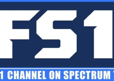 Find the FS1 Channel on Spectrum TV | Fox Sports Spectrum
