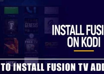 How to Install Fusion TV Addons in 2020   Easy Steps