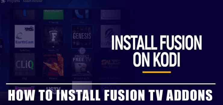 How to Install Fusion TV Addons