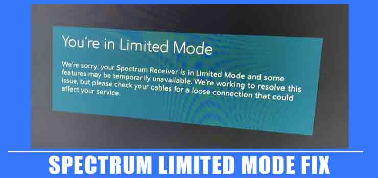 Spectrum Limited Mode