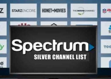 Spectrum Silver Channel List – Prices, Features, Lineup, Support
