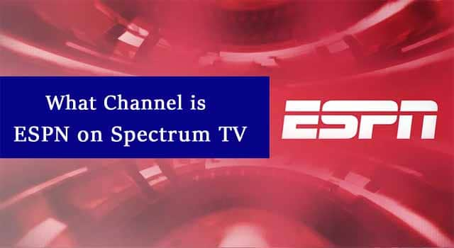 ESPN on Spectrum