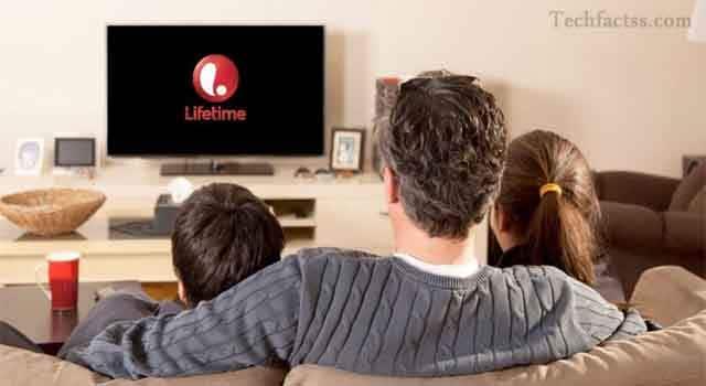 Lifetime Channel on Directv
