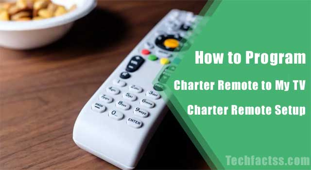 Program Charter Remote