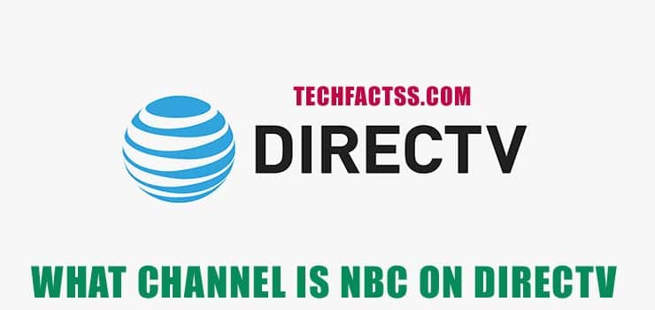 What Channel is NBC on DIRECTV