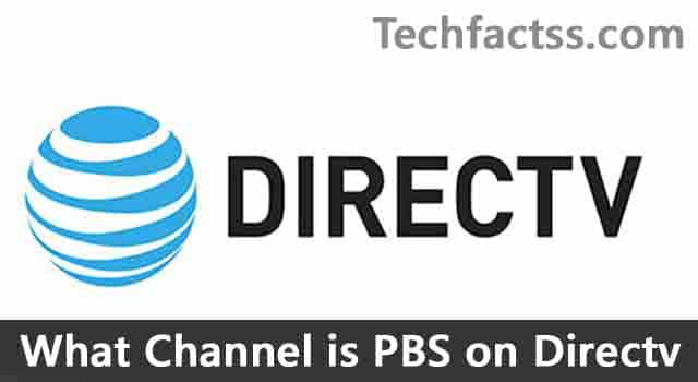 What Channel is PBS on Directv