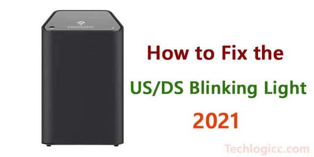 US/DS Blinking